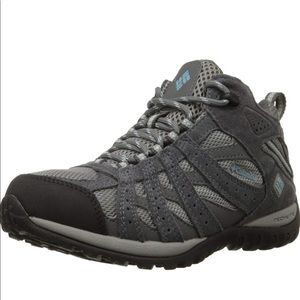 Columbia Redmond Mid Waterproof Hiking Boots